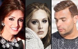 """#سباق_الأغاني.. الأغاني الأكثر شهرة على """"YouTube مصر"""" في نهاية الأسبوع الـ 48"""
