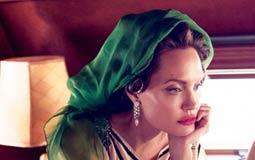 أنجلينا جولي في أحدث حوراتها- تكشف عن مرضها الأخير وتفاصيل علاقتها ببراد بيت وتنفى هذه الشائعة