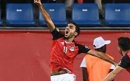 الفنانون يهنؤون منتخب مصر بفوزه على المغرب