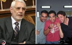 """""""سمير وشهير وبهير"""" من أنصار أبو الفتوح"""