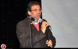 رغم تأييده لثورة سوريا.. خالد يوسف يدعو للوقوف أمام المخطط الأمريكا لتقسيمها