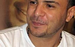 """بالصور والفيديو: أحمد الشريف يحتفل بـ""""أنا عم فكر"""" مع الإعلام المصري"""