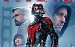 """البطل الخارق Ant-Man """"الرجل النملة"""" حاليا في سينما IMAX"""