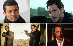 ٥ ضباط شرطة أبطال في مسلسلات رمضان