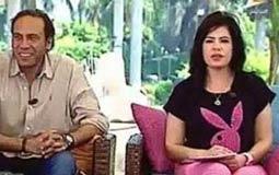 """مذيعة في ماسبيرو عن ظهورها بشعار """"بلاي بوي"""" الإباحي: يظهر في برامج الأطفال أحيانا"""