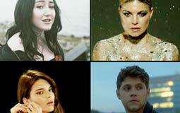 بالفيديو– 12 أغنية أجنبية مصورة صدرت هذا الأسبوع.. من ضمنهم 8 لفيرجي