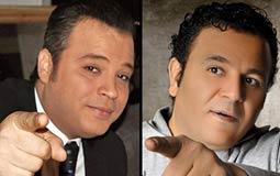 """أخيراً.. التصالح بين تامر عبدالمنعم ومحمد فؤاد.. هذا مصير مسلسل """"الضاهر"""""""