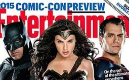 """بالصور- """"وارنر بروس"""" تزيح الستار عن 6 مشاهد من فيلم Batman V Superman"""
