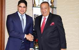 بالصور- أبو هشيمة يستحوذ على 50% من شركة كامل أبو علي