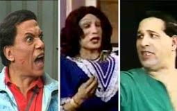"""بالفيديو- اضحك مع ممثلين أحرجوا زملائهم على خشبة المسرح في أشهر مشاهد """"الخروج عن النص"""""""