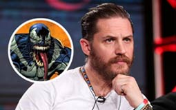 """توم هاردي يجسد الشرير """" فينوم"""" في أحدث أفلام Spider-Man"""