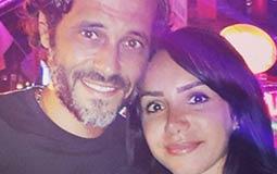 يوسف الشريف وزوجته يسافران إلى سويسرا لدعم المنتخب المصري