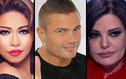 7 تصريحات لنضال الأحمدية تهاجم فيها عمرو دياب.. تتهمه بشراء جوائز وطعن شيرين في شرفها