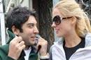 كارولين وحبيبها رجل الأعمال التركي
