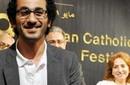 """بالصور: """"عسل إسود"""" يحصد أربعة جوائز من المهرجان الكاثوليكي"""