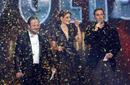 """بالصور والفيديو: اللبناني طوني أبو جودة يهزم المصري عادل حقي في """"ديو المشاهير"""""""