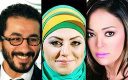 فنانون وقعوا في أخطاء وقدموا اعتذارات بسبب تعليقاتهم عبر مواقع التواصل الاجتماعي.. داليا البحيري ليست الوحيدة