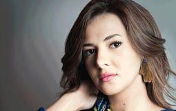 بالفيديو- دنيا سمير غانم تحضر لفيلمها الجديد