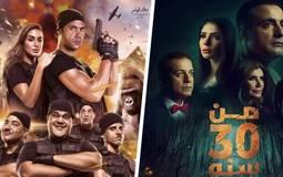 """""""جحيم في الهند"""" على قمة إيرادات السينما المصرية بـ22 مليون جنية.. و""""من 30 سنة"""" يلاحقه.. وتضارب في """"أبو شنب"""""""