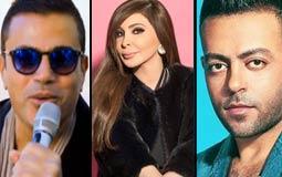 """#سباق_الأغاني.. الأغاني الأكثر شهرة على """"YouTube مصر"""" في نهاية الأسبوع الثامن من ٢٠١٦"""