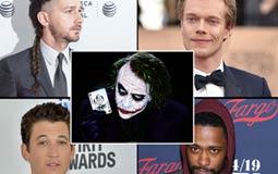 """10 مرشحين لشخصية """"الجوكر"""" في فيلم مارتن سكورسيزي الجديد.. هذا أصغرهم ولكن!"""