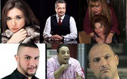 فن 2016 – اتهامات متبادلة بين 10 شخصيات في الوسط الفني.. دعاوي قضائية ومحاضر