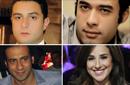 """هيثم زكي وأحمد الفيشاوي ومحمد فراج وشيري عادل يجتمعون في """"سكر مر"""""""