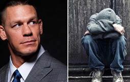 بالصور- مصارعون كانوا مشرّدين.. منهم دوين جونسون وجون سينا