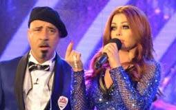 هيفاء وهبي مع محمد سعد