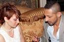 العروسان أحمد وسعاد