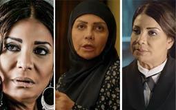 سوسن بدر صاحبة الكلمة المسموعة في مسلسلات رمضان بالثلاثية