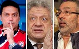 تغريدة الزملكاوي مدحت العدل عن الأهلي ومرتضى منصور تسبب له أزمة