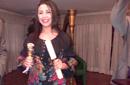 جنات حصلت على عضوية فخرية من الجمعية المحمدية للصحافة والإعلام المغربية