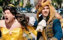 بالفيديو- جيمس كوردن في النسخة الجديدة من  Beauty and The Beast