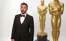 بالفيديو - شاهد عودة جيمي كيمل لتقديم حفل توزيع جوائز الأوسكار