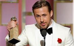 ريان جوسلينج يفوز بجائزة أفضل ممثل في فيلم كوميدي-موسيقي