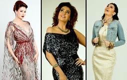 اختر أفضل إطلالة لغادة عبد الرازق في الموسم الثاني من Arab Casting