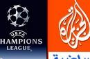 """دوري أبطال أوروبا حصريا على """"الجزيرة الرياضية"""" حتى 2015"""