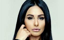 ميس حمدان بدوية في أولى مسلسلاتها الأردنية