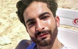 """بالصور- هادي خفاجة استعد جيدا لـ """"مراسي"""""""