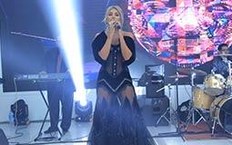 مايا دياب قدمت الكثير من أغانيها في الحفل