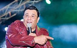 بالصور- هل انتهى الخلاف بين محمد فؤاد وتامر عبد المنعم؟