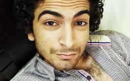 """الممثل الشاب هادي خفاجة يقرر اعتزال التمثيل في مصر بسبب """"وش السعد"""""""