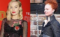 """أجرت الممثلة الأسترالية مارجو روبي تحولا جذرا من أجل تجسديها دور الملكة """" اليزابيث الثانية"""" في فيلم Mary Queen of Scots."""