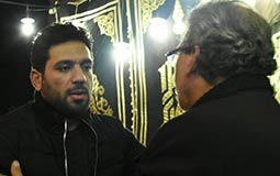 حسن الرداد يواسي خالد يوسف