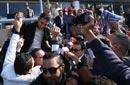 """بالصور- استقبال محمد رشاد على الأعناق رغم خروجه من """"آراب أيدول"""""""