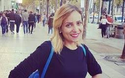 صورة- ريم البارودي تهنئ لوسي بعيد ميلادها