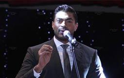 "خالد سليم في حفل ""كورال مصر"""