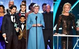 جوائز SAG- جاري أولدمان أفضل ممثل ونيكول كيدمان تحقق حلمها.. استبعاد هذا المسلسل يثير الدهشة!