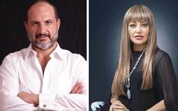 خالد الصاوي ، ليلى علوي